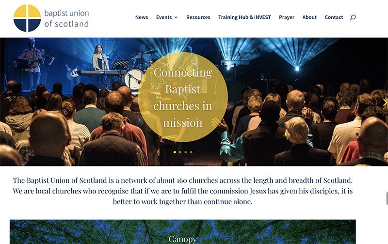 Baptist Union of Scotland